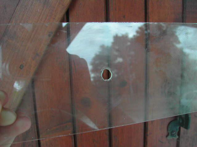 Tuto fourmili re adc taille xl - Comment percer du verre ...